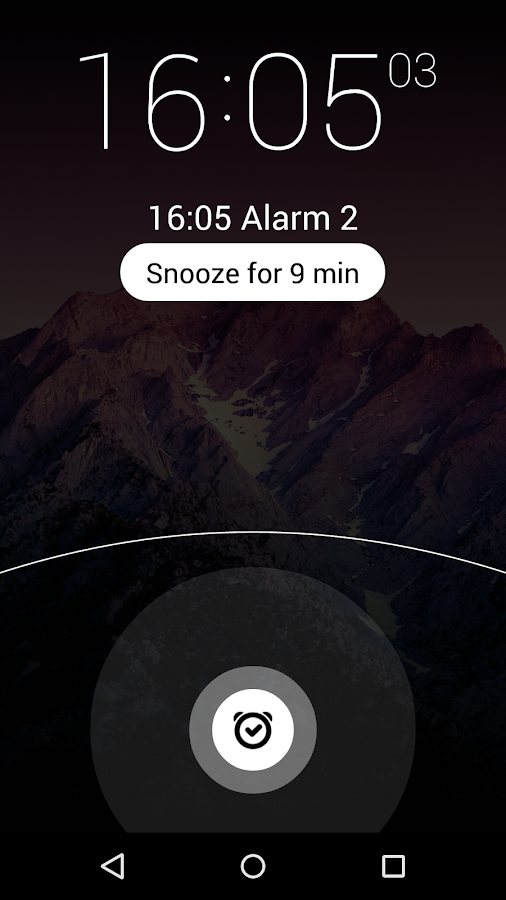 Despertador - Alarm Clock: captura de pantalla
