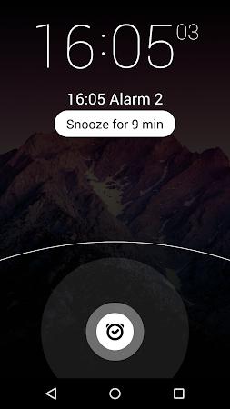 Alarm Clock 2.8.1 screenshot 47652