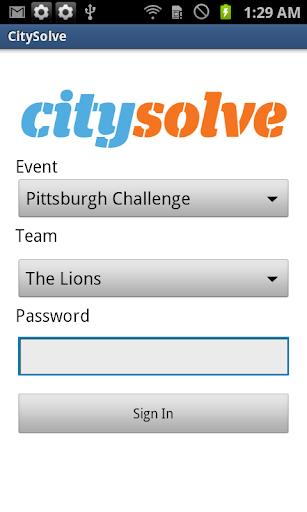 CitySolve