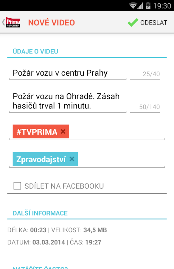 Prima Report 233 R Android Apps On Google Play
