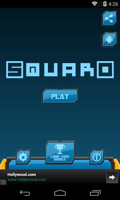 SquarO - screenshot