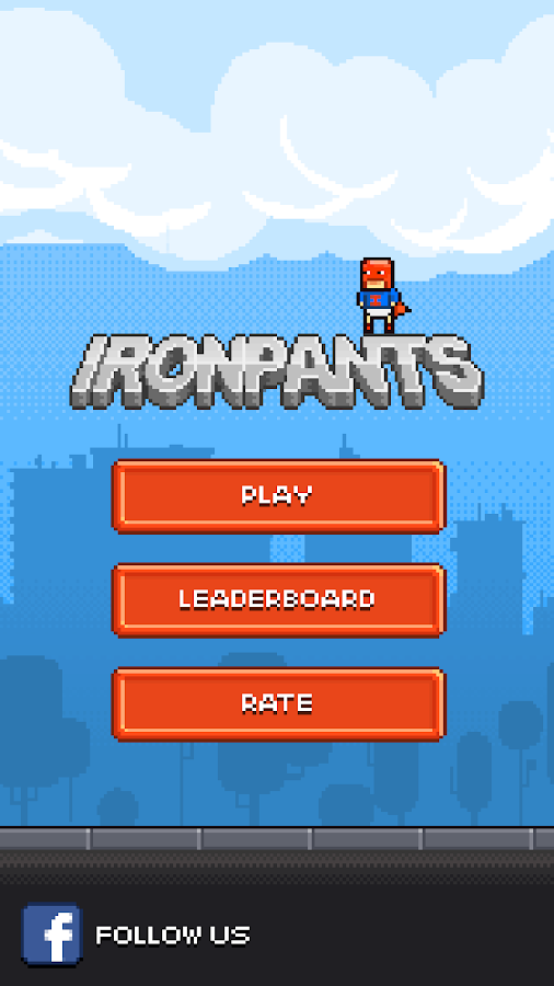 Ironpants - screenshot