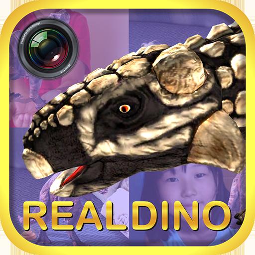 恐龙 3D - Ankylosaurus 教育 App LOGO-硬是要APP
