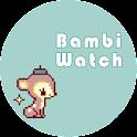BambiClock logo