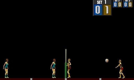 Beach Volleyball simulation