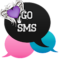 GO SMS - Angel Wings 3 icon