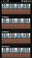 Screenshot of Circle of Chords AdFree