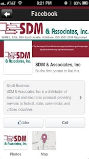 SDM & Associates, Inc- screenshot thumbnail