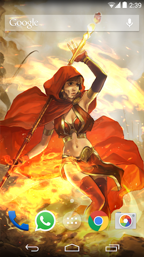 Flame Sorcerer - LW