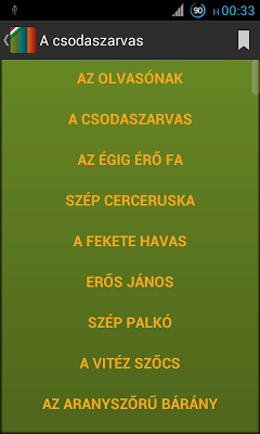 Benedek Elek- A csodaszarvas - screenshot
