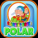 Coloring Book Polar icon
