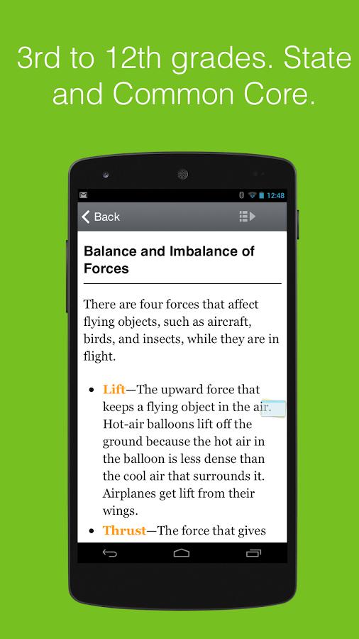 SOLARO Study Help & Exam Prep - screenshot