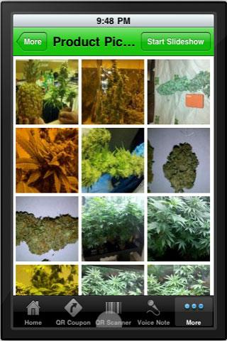 High Desert Medical Marijuana - screenshot