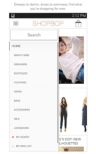 SHOPBOP - Women's Fashion screenshot 1