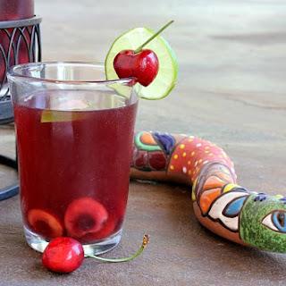 Cherry- Limeade Sangria
