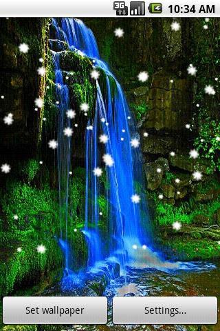 4D Waterfall Live Wallpaper 4D Waterfall Live Wallpaper ...