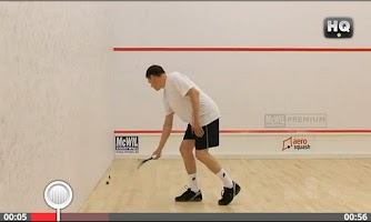 Screenshot of Squash Academy