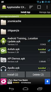 AppInstaller EX Free - screenshot thumbnail