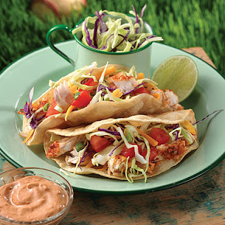 Cheddars Fish Tacos Recipes.