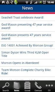 Morson- screenshot thumbnail