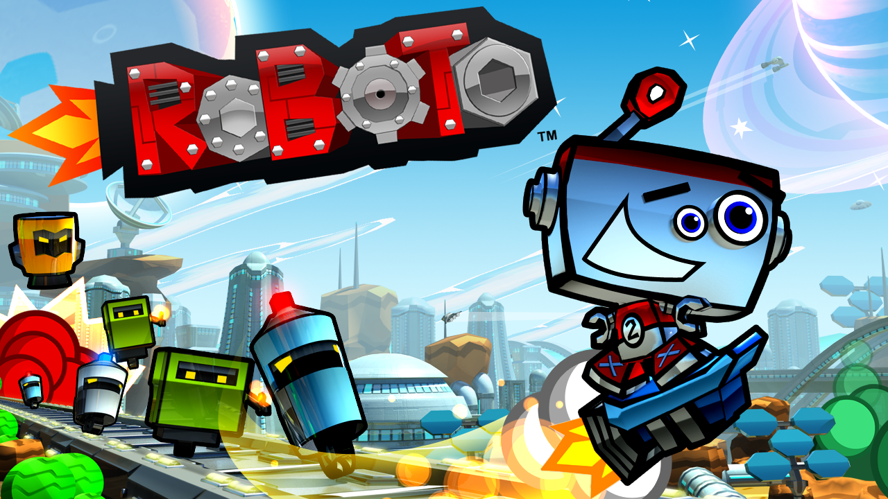 Roboto - screenshot