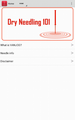 Dry Needling 101