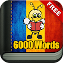 Learn Romanian 6,000 Words icon