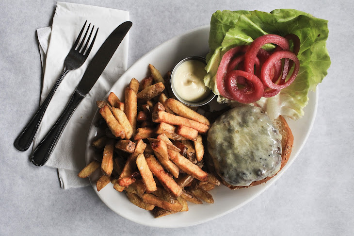 How to Make Our Very Favorite Restaurant Burger at Home Recipe