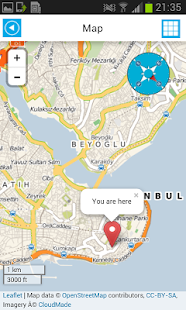 Istanbul Offline Map & Guide - screenshot thumbnail