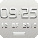 EVE Digital Clock Widget