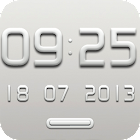 EVE Digital Clock Widget icon