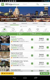 TripAdvisor Hotels Restaurants Screenshot 34