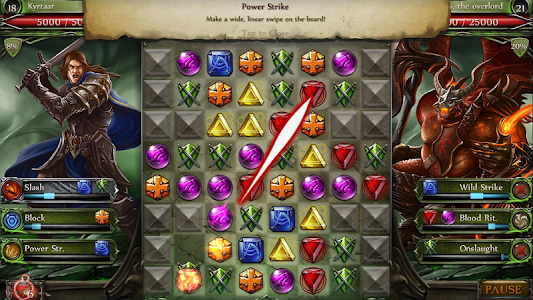 Jewel Fight: Heroes of Legend v1.0.2