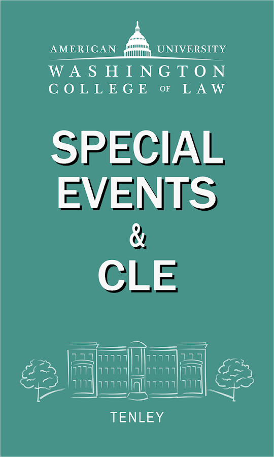 WCL Special Events & CLE - screenshot
