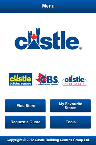 Castle Toolbox & Stores- screenshot