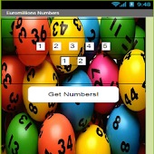 Euromillion Lotto Number Pick