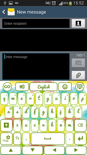 無料个人化AppのFlowers Keyboard|記事Game