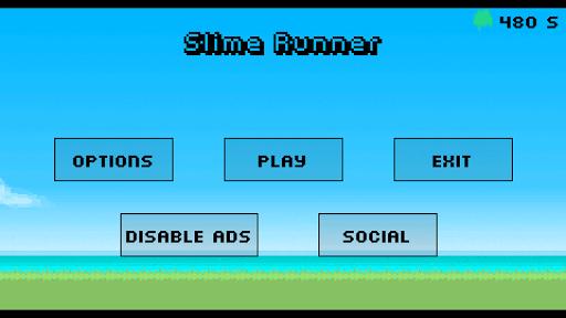 Slime Runner