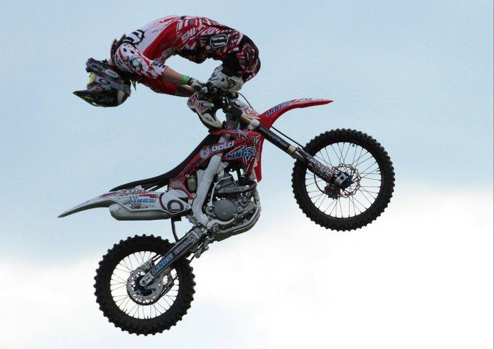 Motorcross Tricks extravaganza - screenshot
