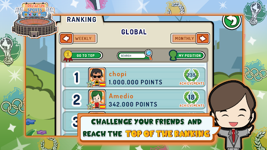 Trivia Fun Sports - Trivial!- screenshot thumbnail