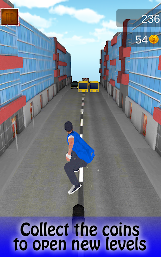 Skateboard Ride 3D