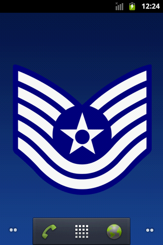 Air Force Wallpaper- screenshot