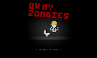 Screenshot of Oh My Zombies !