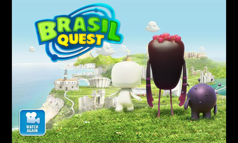Brasil Quest - screenshot