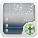Diva Theme GO Locker icon