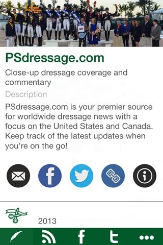 PSdressage.com