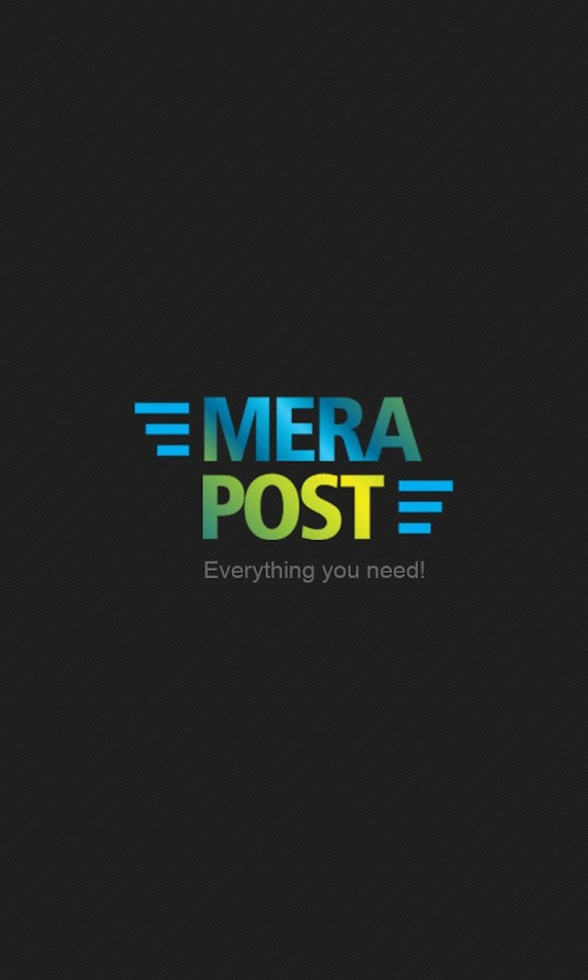 MeraPost- screenshot