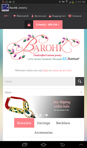 Barohk Handcrafted Jewelry
