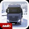 겨울 트럭 시뮬레이터 3D