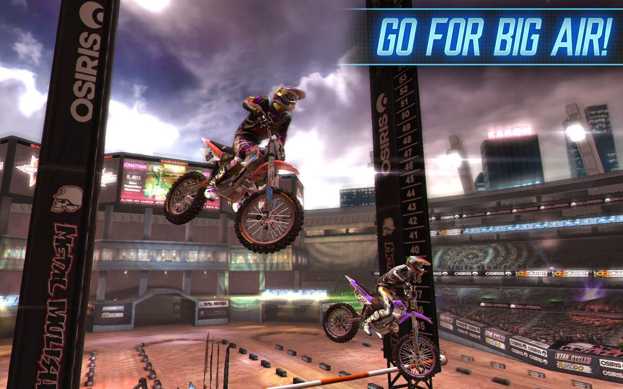 MOTOCROSS MELTDOWN screenshot #9